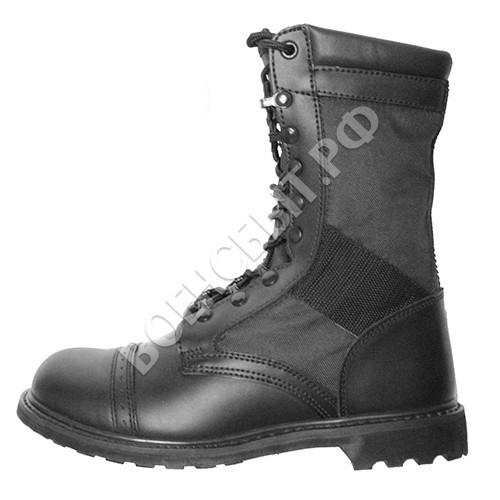Военторг - Ботинки облегченные, кожаные
