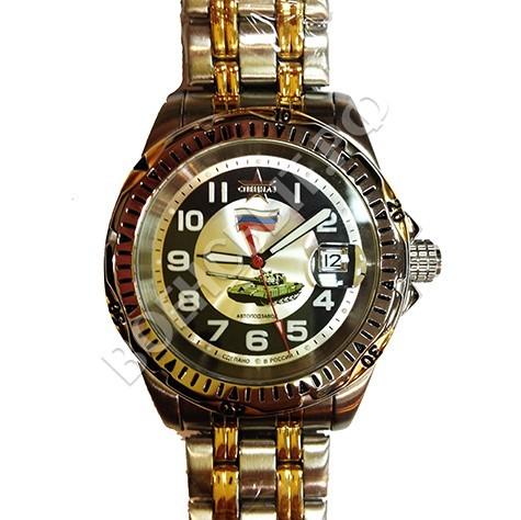 Военторг - Часы наручные Танковые войска