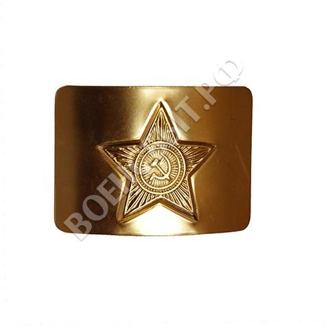 Военторг - Пряжка со звездой