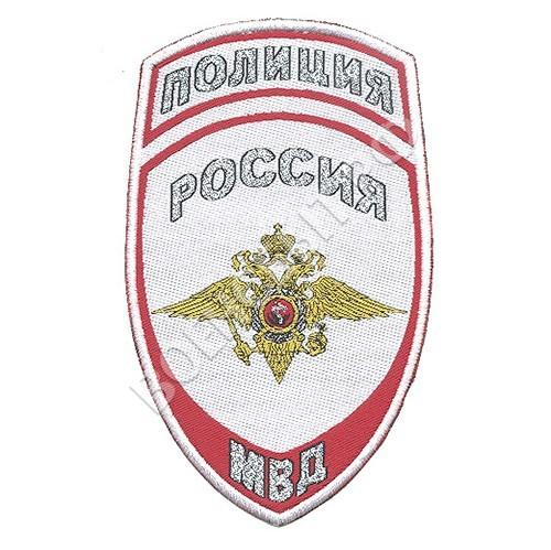 Военторг - Шеврон Полиции России