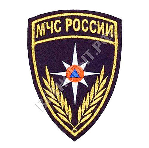 Военторг - Шеврон МЧС России